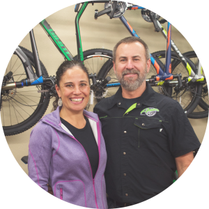 Auburn Bike Shop Owners | Atown Bikes